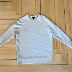 J. Crew Collection wool sweater